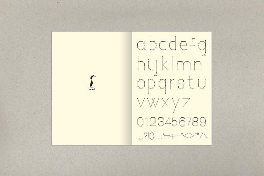 Script font-5